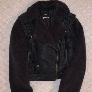 BDG Leather Jacket
